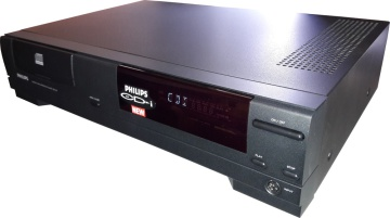 Philips CD-i 210 Games Console
