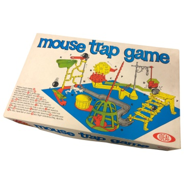 Mouse Trap Board Game (1963)