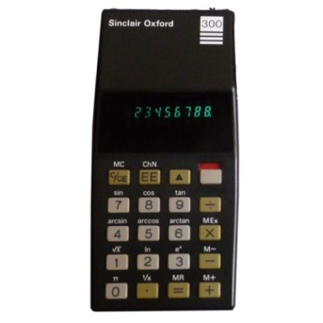 Sinclair Oxford Scientific Calculator