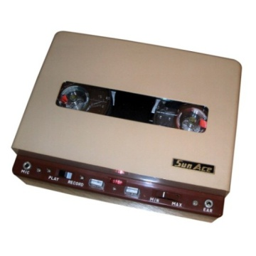 Small Portable Reel to Reel Tape Recorder