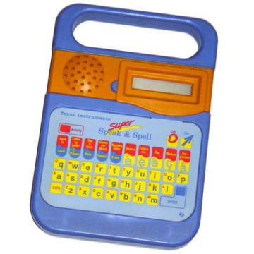 Super Speak and Spell