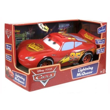 Lightning McQueen - Toy Car