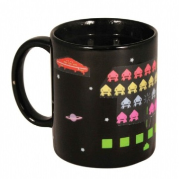 Retro Heat Change Mugs