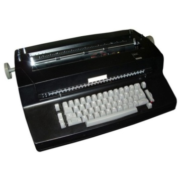 IBM Golfball Electric Typewriter