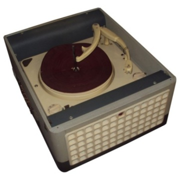 Decca Model 88 - Fifties Record Player