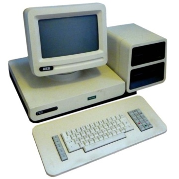 AES Computer System - Model 7100