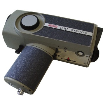 Eumig C10 Zoom Super 8 Video Camera