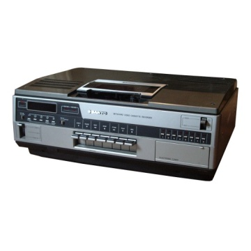 Sanyo Betamax Video Recorder