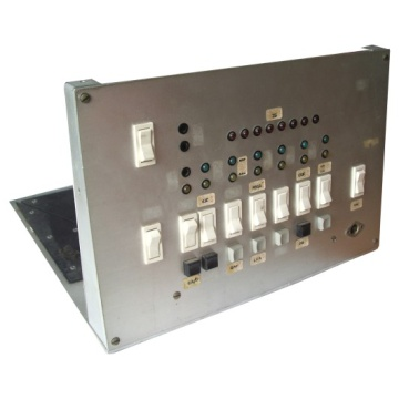 Switches and Lights Panel