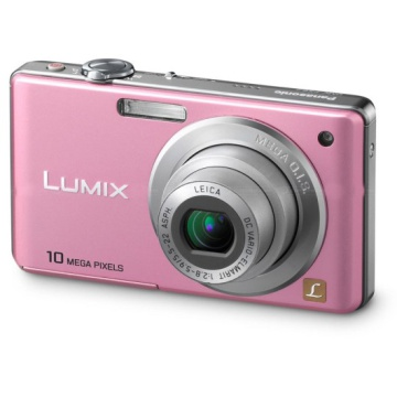 Pansonic Lumix DMC-FS42 - 10 Megapixel Digital Camera