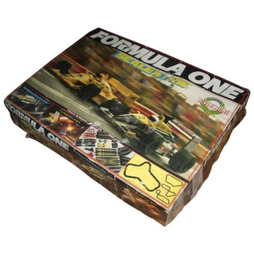 Formula One Scalextric