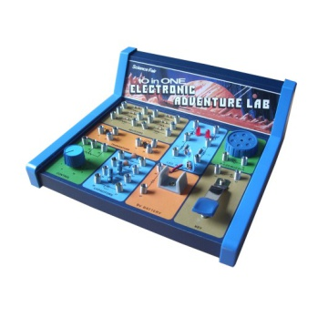 10 in One Electronic Adventure Lab