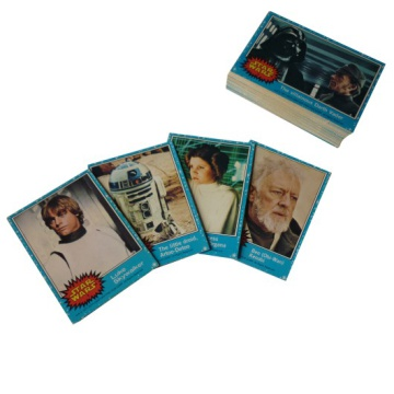 Star Wars Trading Cards - Original 1977 Topps