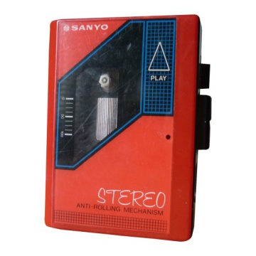 Sanyo Personal Stereo M-G11