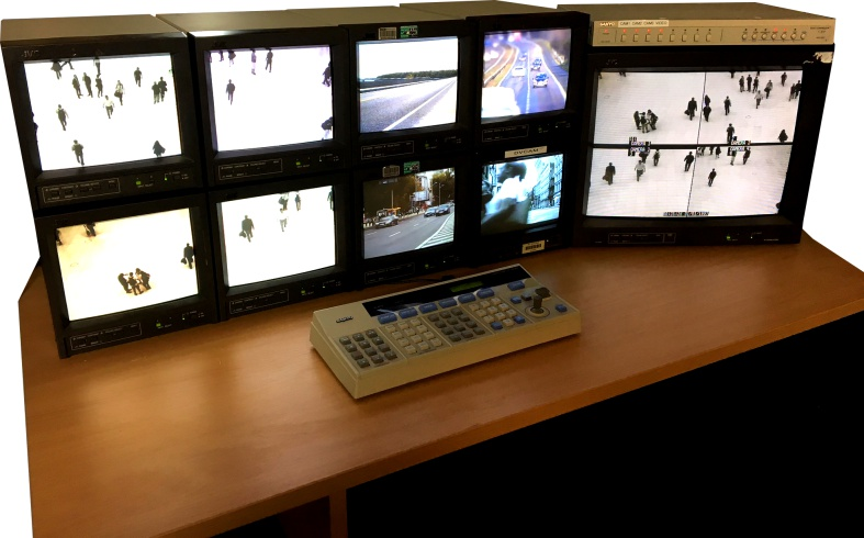 CCTV Suite - Installation Prop Hire