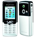 Picture of Sony Ericsson T610 Mobile Phone