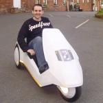 Picture of The Sinclair C5