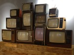 Additional Picture of Tommy Hilfiger - Vintage TV Wall Display