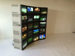 Picture of Video Wall CRT Screen Installation