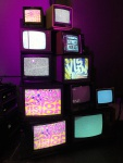 Additional Picture of Vintage TV Stack - MTV Music Week