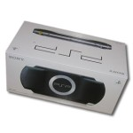 Picture of Sony PSP Handheld Games Console