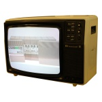 Picture of Pye Studio Colour TV
