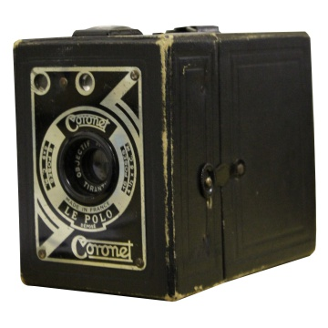 Picture of Coronet French Box Camera