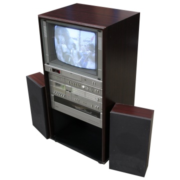 Picture of Fidelity TV and Sound System
