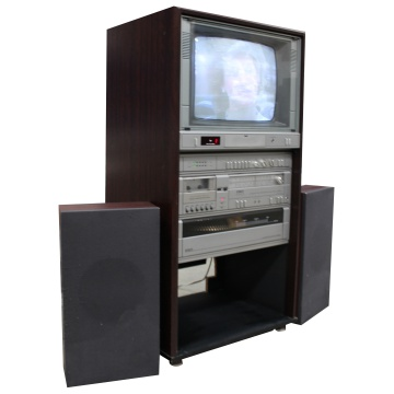 Image of Fidelity TV and Sound System