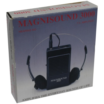 Picture of Magnisound 3000 TV Amplifier